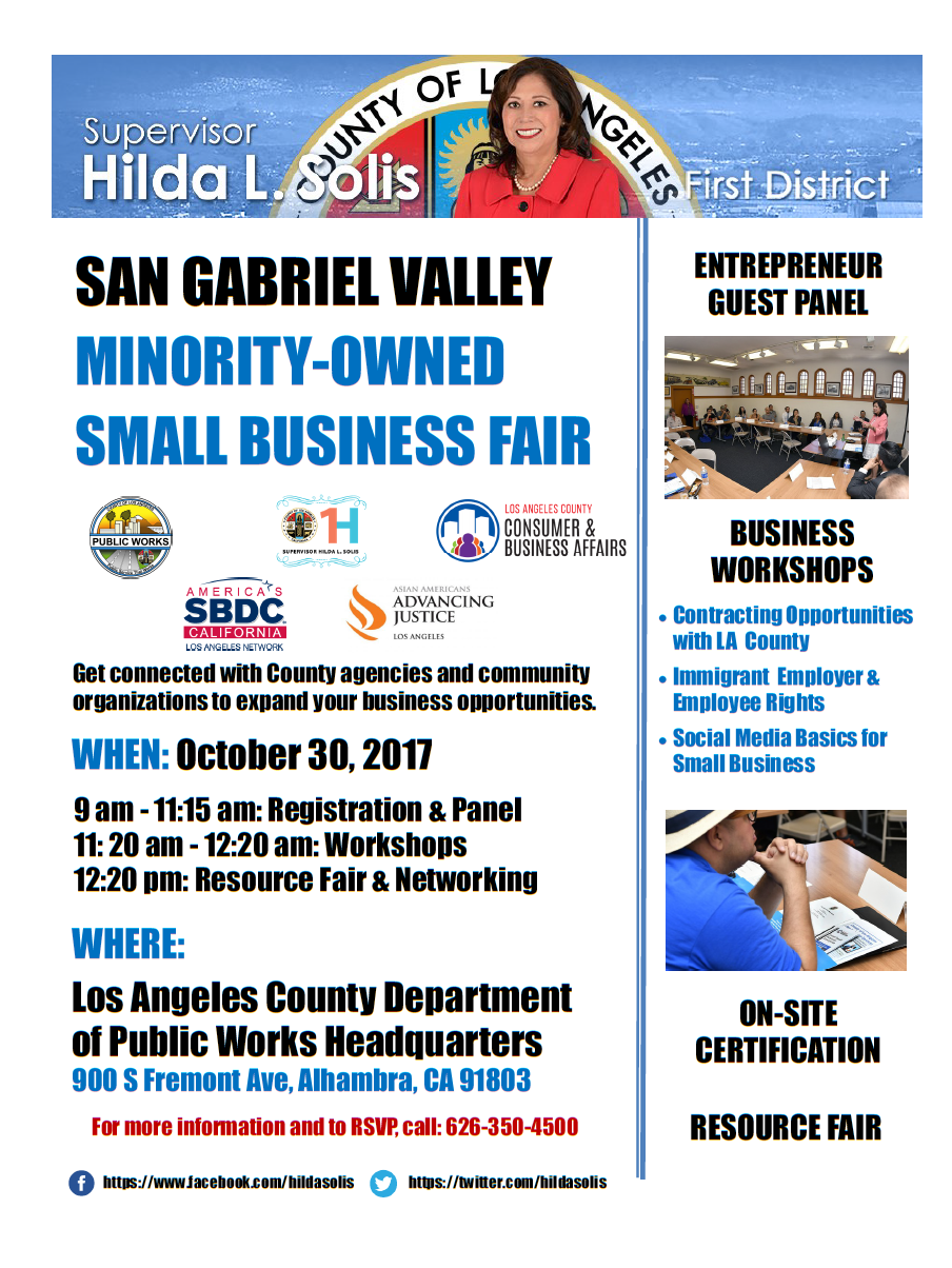 sgv small business fair